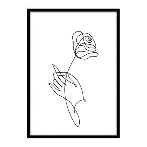 Obraz Beuaty Flower 30 x 40 cm, FP016