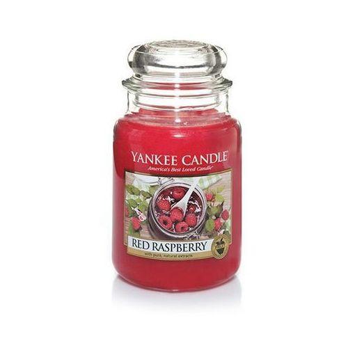 red raspberry 623g duża świeca szybka wysyłka infolinia: 690-80-80-88 marki Yankee candle
