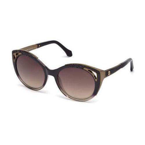Okulary słoneczne rc 1039 castiglione 71g marki Roberto cavalli