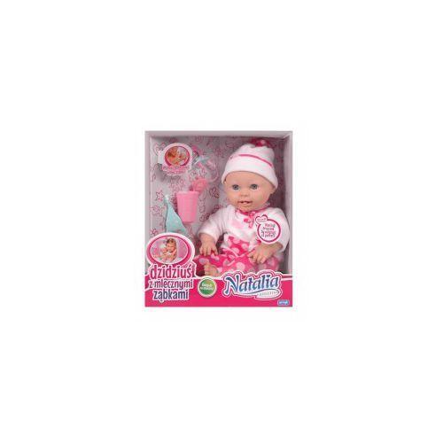 Artyk Lalka natalia dzidziuś z mlecznymi ząbkami akcesoria reklama