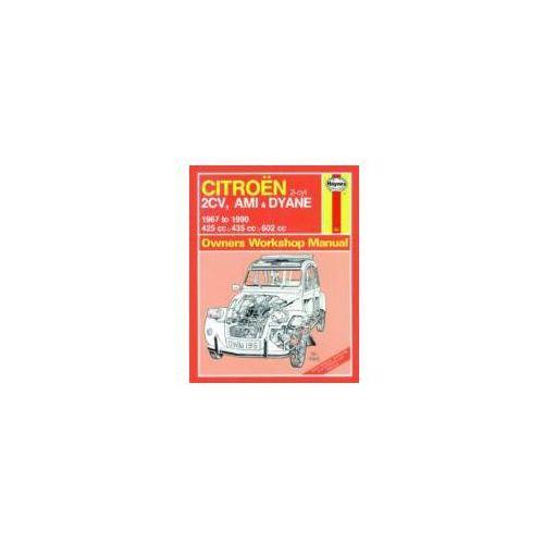Citroen 2CV Owner´s Workshop Manual
