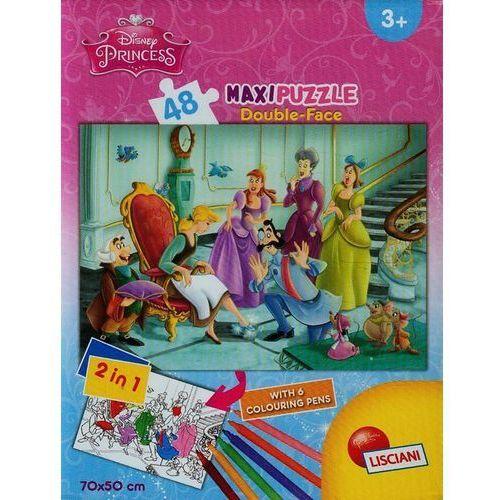 Lisciani , puzzle maxi kopciuszek (8008324048366)