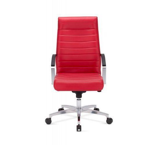 Krzesło obrotowe lynx steel 43 chrome z mechanizmem multiblock marki Nowy styl