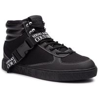 Sneakersy jeans couture - e0yubsf5 71192 899, Versace, 40-45