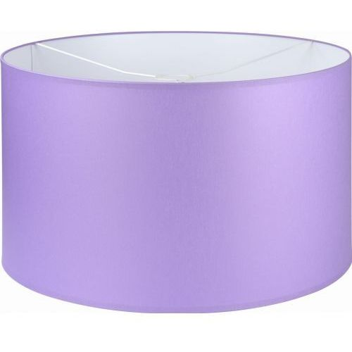 abażur cylindryczny fioletowy 50/30, ABACF5030*013