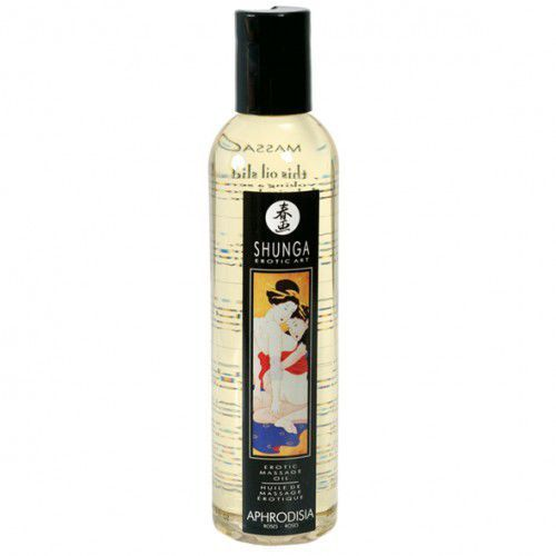 Olejek do masażu -  massage oil aphrodisia afrodyzjak od producenta Shunga