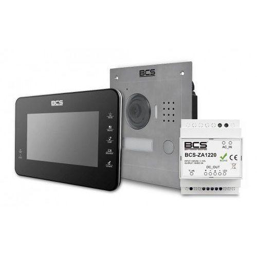 Bcs -vdip7 zestaw wideodomofonowy