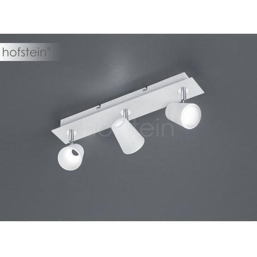 Trio NARCOS reflektor LED Biały, 3-punktowe - Nowoczesny/Dworek/skandynawski - Obszar wewnętrzny - NARCOS - Czas dostawy: od 2-3 tygodni (4017807302622)