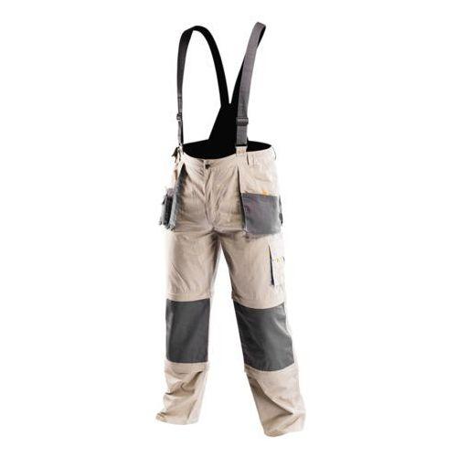 Spodnie robocze NEO 81-320-S 6 w 1 na szelkach (rozmiar S/48)