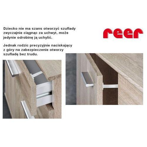 Reer Zabezpieczenie szafki i szuflady 3szt - 3 sztuki
