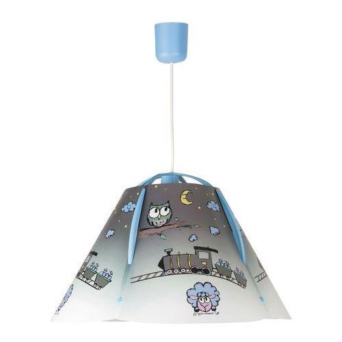 Lampa wisząca dziecięca zwis Rabalux Shepherd 1x60W E27 wielokolorowa 4566 (5998250345666)