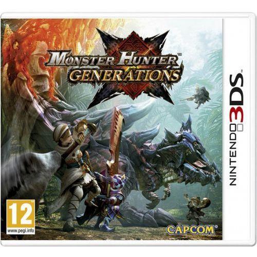 Monster Hunter Generations (2DS/3DS)