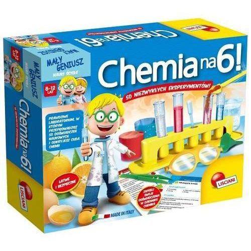 Liscianigiochi Mały geniusz chemia na 5