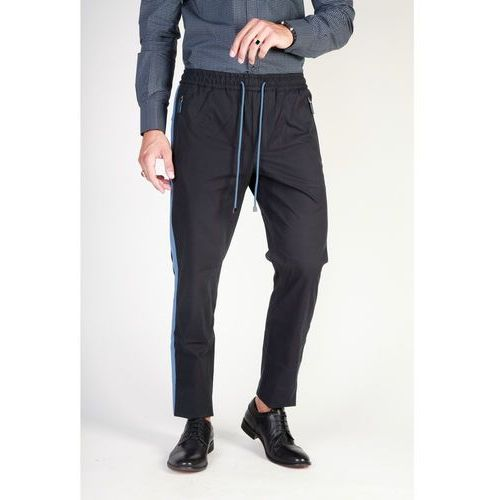 Spodnie męskie DOLCE&GABBANA - G681AT-02, kolor czarny
