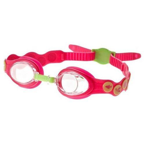 Speedo Okulary sea squad spot junior pink