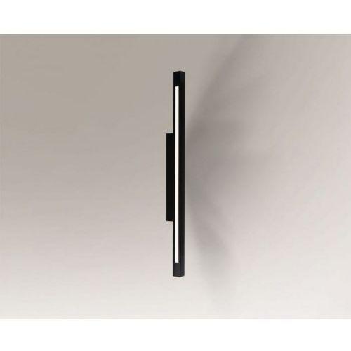 Otaru Łazienkowa Shilo 8045/LED/CZ 60cm czarny