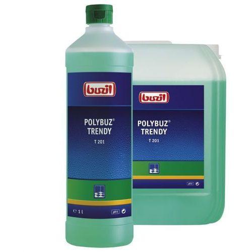 Buzil Polybuz t 201 - płyn do mycia i nabłyszczania podłóg