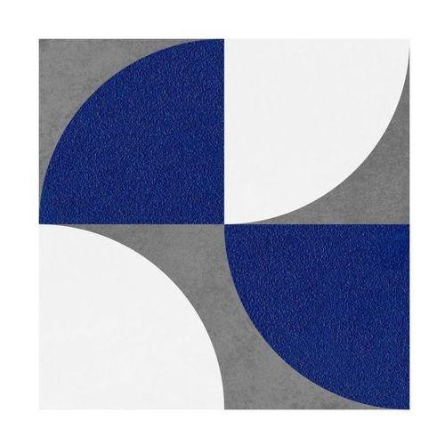 Keros ceramica Gres szkliwiony cobalt 25 x 25 ceramika pilch (5902510853808)