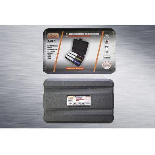 Richmann zestaw nasadek do felg aluminiowych (5906741640022)