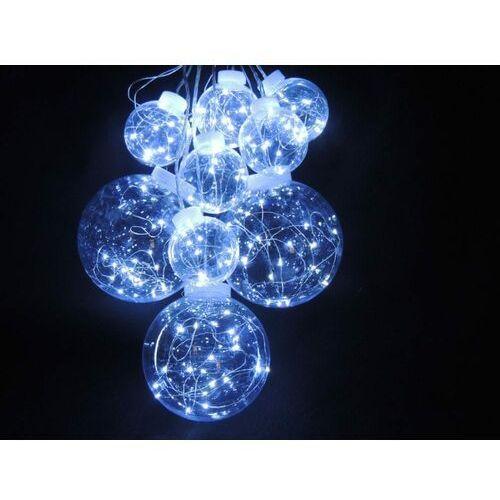 Noel lampki świąteczne LED 3D 4 + 5 m