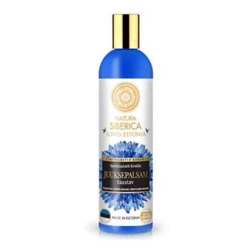 NATURA SIBERICA balsam regenerujący do włosów loves estonia, NSE2