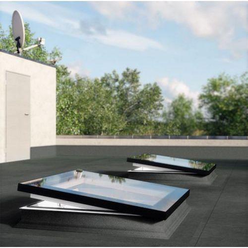 Okno do płaskiego dachu Fakro DEF DU6 60x60