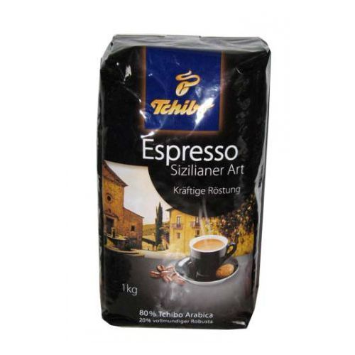 OKAZJA - espresso sizilianer 1kg kawa ziarnista marki Tchibo