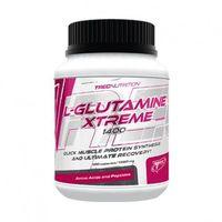 l-glutamine xtreme 100kaps glutamina marki Trec