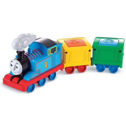 Thomas & Friends Tomek i przyjaciele, ciuchcia zabawkowa z efektami dźwiękowymi CDM25 (0887961046755)