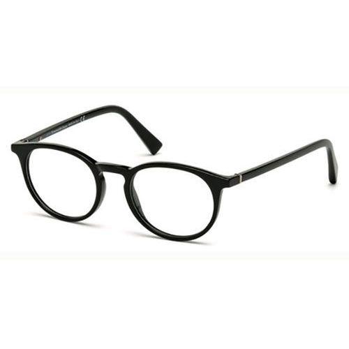 Okulary korekcyjne ez5028 001 marki Ermenegildo zegna