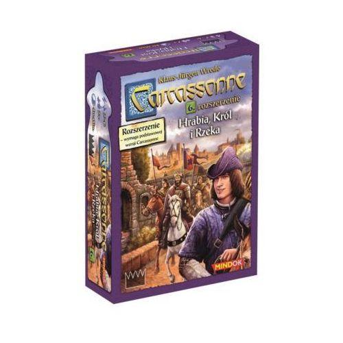 Gra Carcassonne 6. Hrabia, Król i Rzeka. Edycja 2, 5_511325