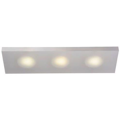 winx lampa ścienna biały, 3-punktowe - 310 lumenów - nowoczesny - obszar wewnętrzny - winx - wyprodukowany przez Lucide