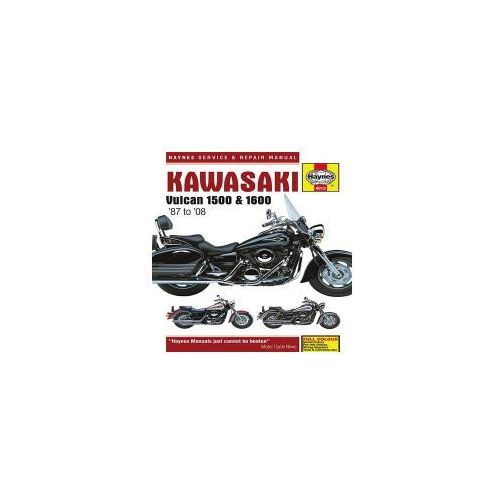 Kawasaki Vulcan 1500 & 1600 Service and Repair Manual