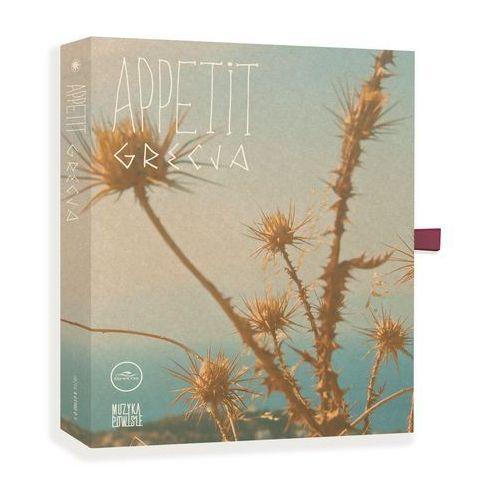Appetit. grecja (cd) - dostawa zamówienia do jednej ze 170 księgarni matras za darmo marki Warner music poland