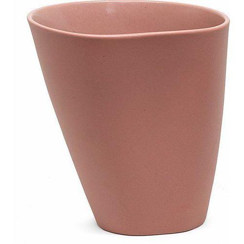 Kubek craft różowy marki Cmielow design studio