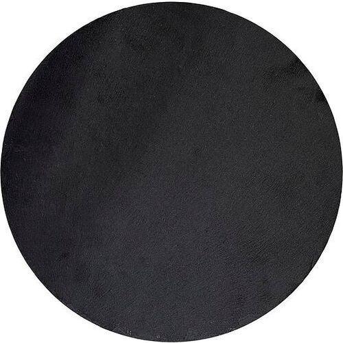 Talerz bloomingville 35 cm czarny z łupka (5711173165629)