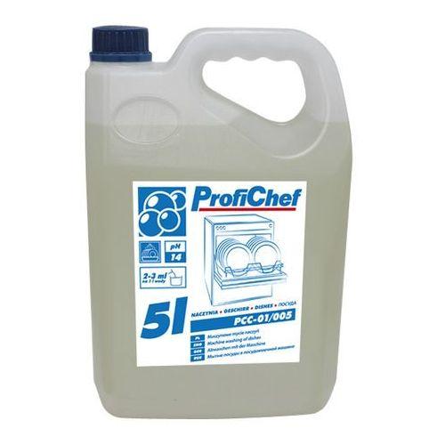 Płyn do mycia naczyń w zmywarkach gastronomicznych - poj. 5l | ProfiChef