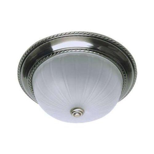 Plafon LAMPA sufitowa EL GRADO 4702350 Spotlight metalowa OPRAWA klasyczna patyna biała