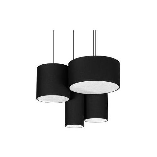 SPOT LIGHT LAMPA WISZĄCA TURNI DI GIOCO 2xE27 2xE14 8090404, kolor czarny/biały