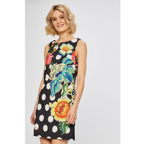 Desigual - Sukienka Fiorato