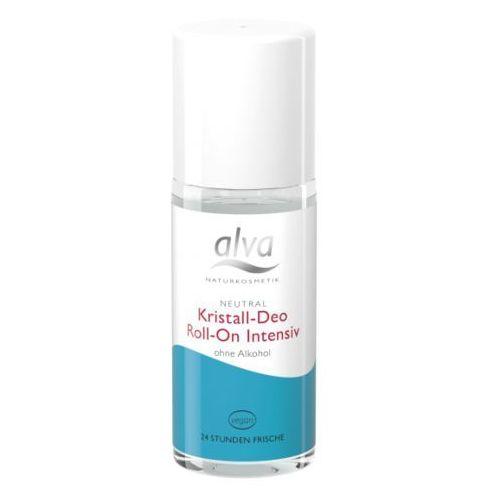 Dezodorant-kryształ roll-on intensiv marki Alva