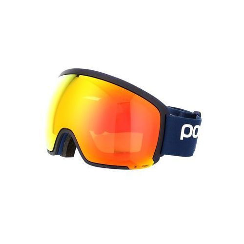 POC ORB CLARITY Gogle narciarskie basketane blue/spektris orange (7325540918350)