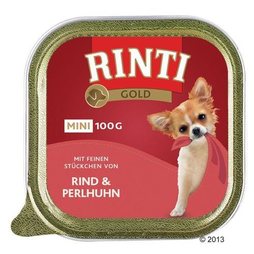Rinti 92024 mini gold 100g kaczka/ drób (4000158920249)