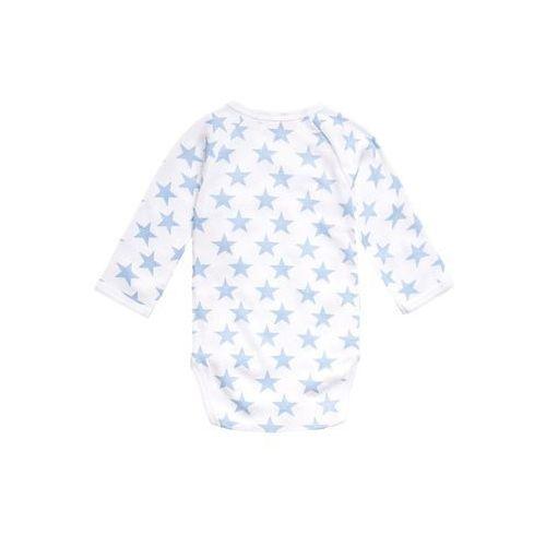 SENSE ORGANICS Boys Baby Body dziecięce YGON blue stars (4050195098388)