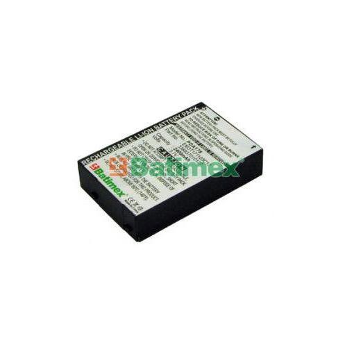 Mitac Mio A500 / 338937010127 2400mAh 8.9Wh Li-Ion 3.7V powiększony czarny (Batimex), PDA178