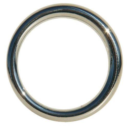 Sportsheets Pierścień stalowy -  edge seamless o-ring 4,5 cm