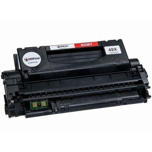 Toner 49X - Q5949X do HP LaserJet 1320, 1320n, 1320dn, 3390, 3392 - NOWY 6K - Zamiennik
