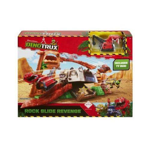 dinotrux przygoda w kanionie - darmowa dostawa od 250 zł!! marki Mattel