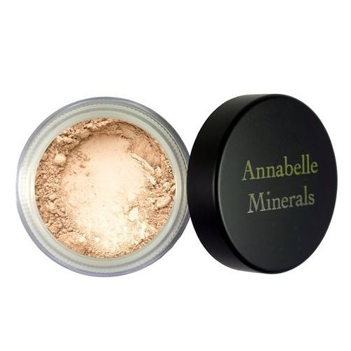 Annabelle minerals - mineralny podkład matujący - 10 g : rodzaj - natural dark (5902596579289)