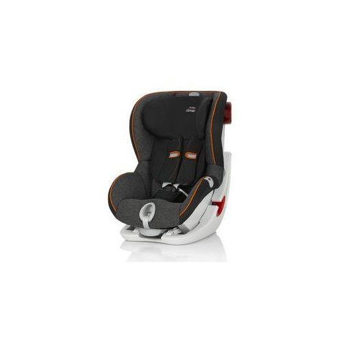 Fotelik samochodowy king ii ls 9-18 kg (black marble edycja limitowana) marki Romer